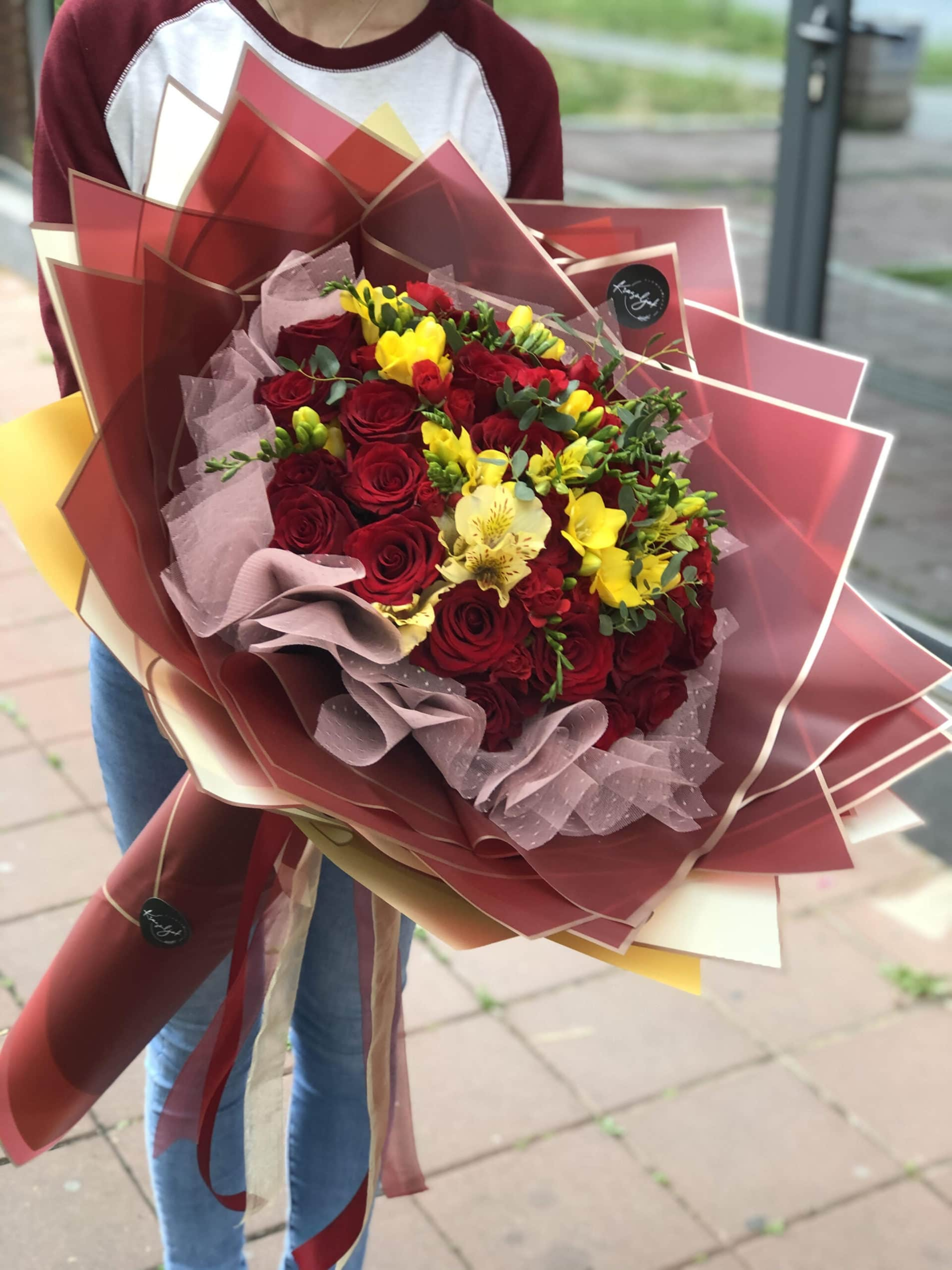 Cveće - buket cveća, cvećara