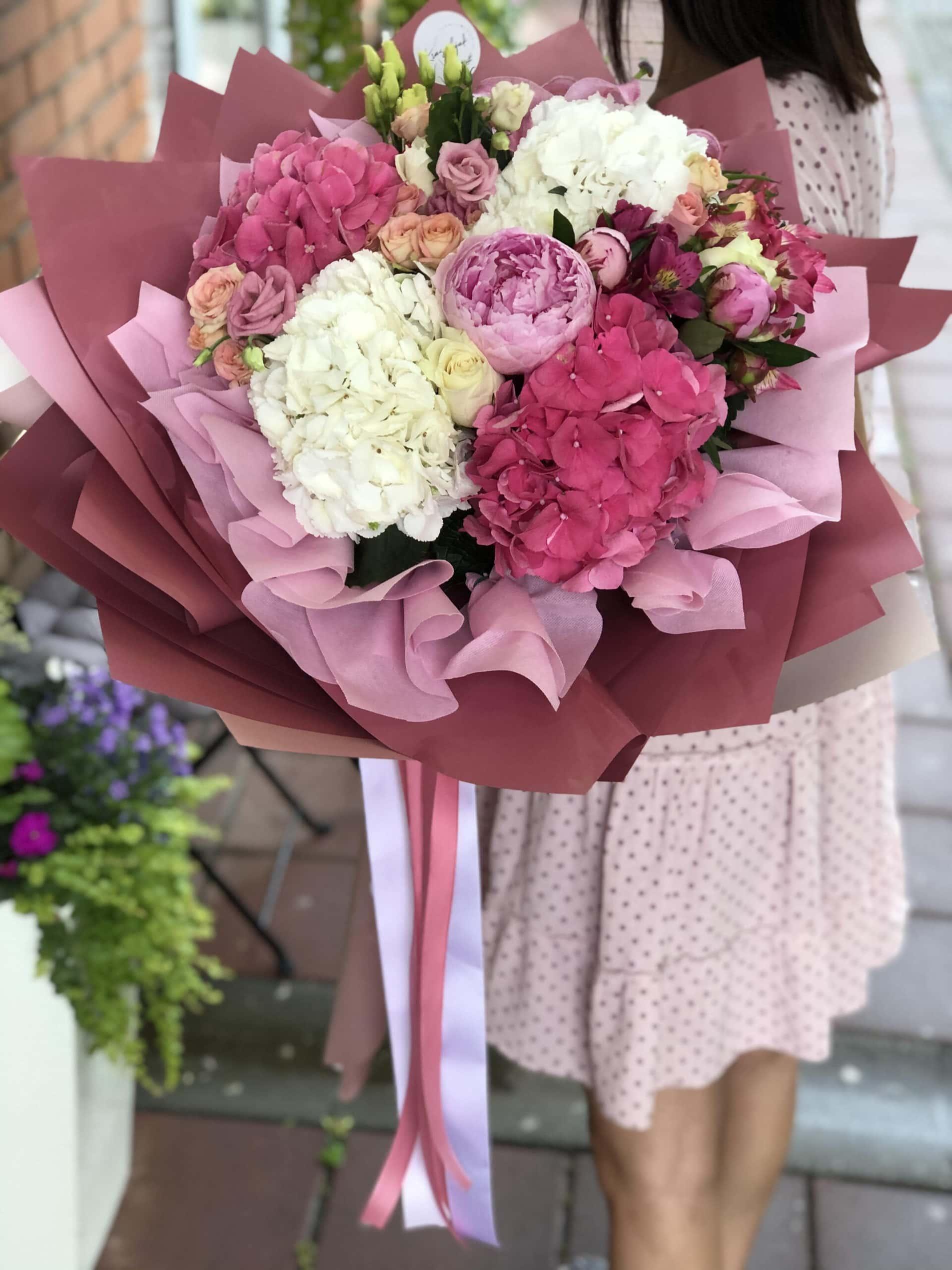 Cveće - buket cveća, cvecara