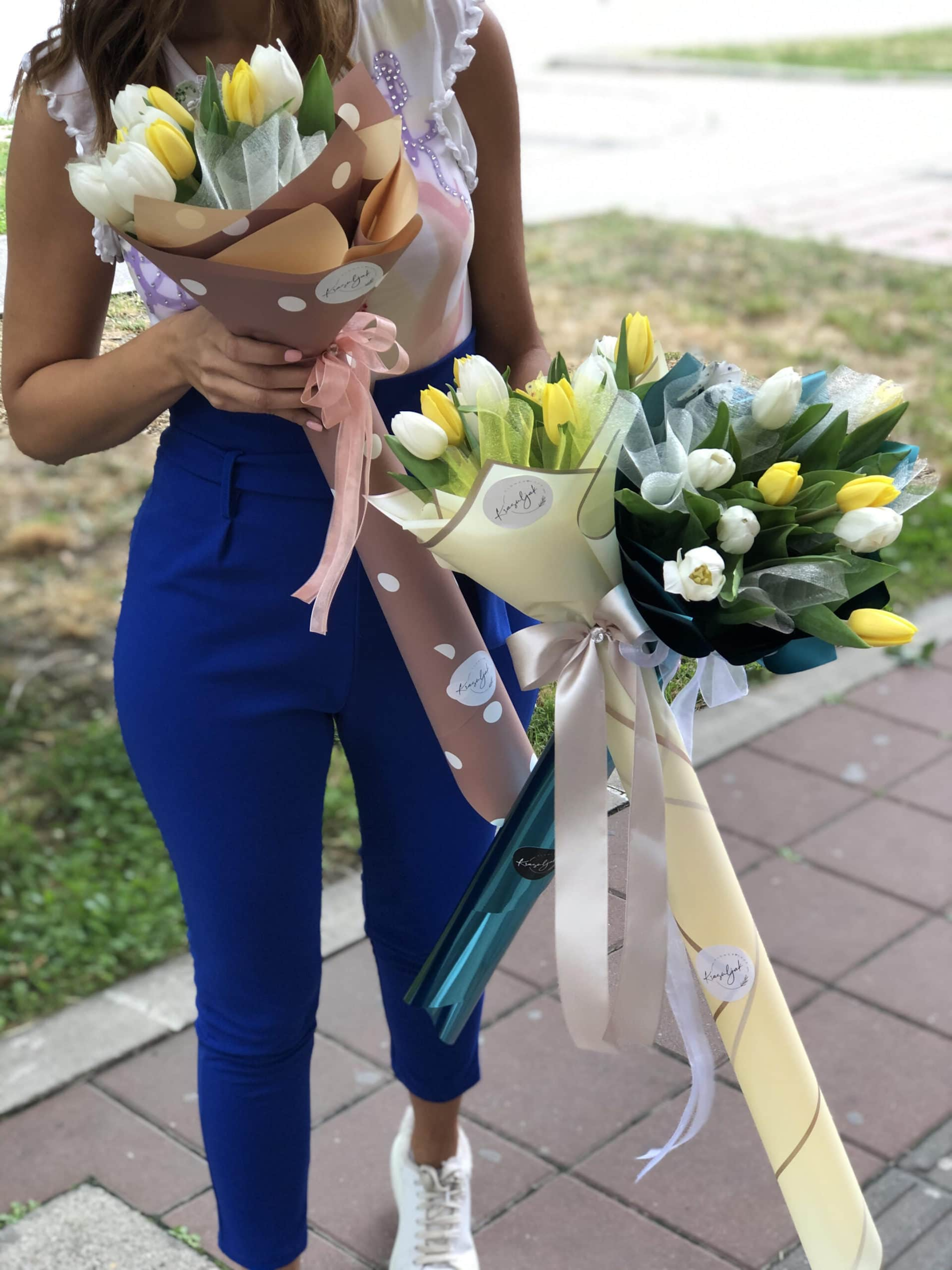 Cveće - cvećara, lale, buket lala